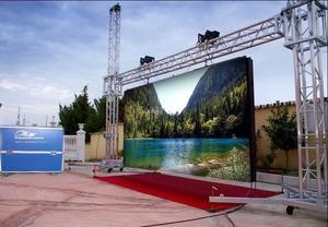 China P10 Outdoor Led Screen supplier from China